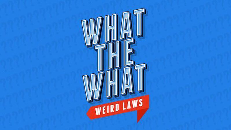 What the What? (Weird Laws)
