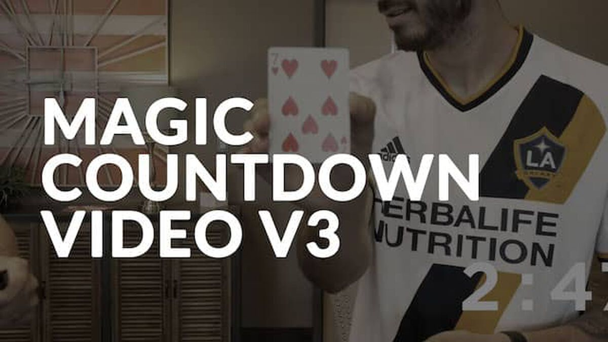Magic Countdown Video Volume 3 image number null