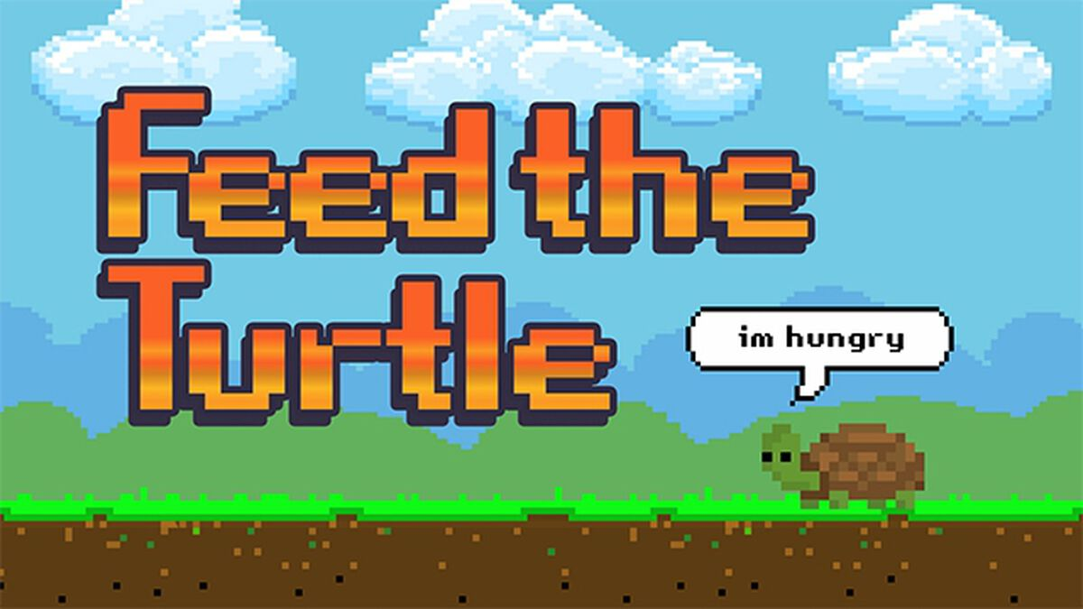 Feed the Turtle image number null