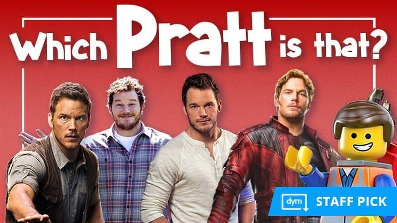 Which Pratt is That?