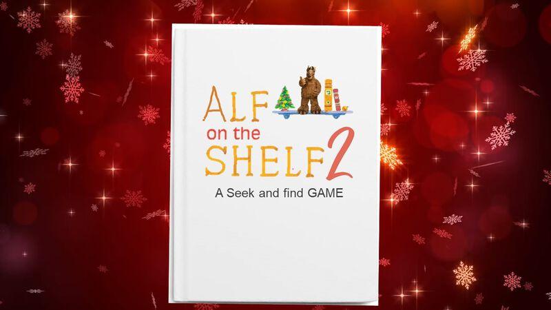 Alf on the Shelf - Volume 2