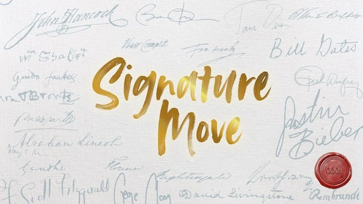 Signature Move image number null