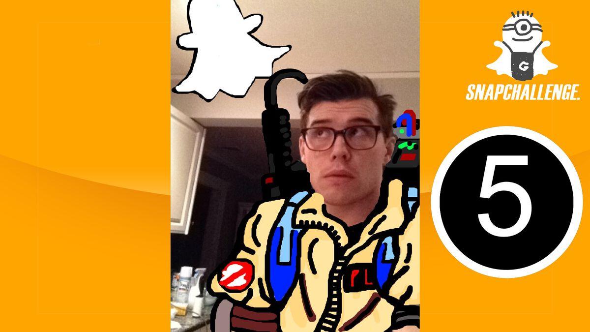 SnapChallenge Halloween Costume Edition image number null