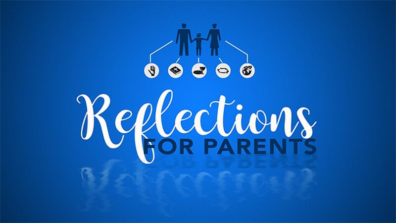 Reflections for Parents: A Prayer Station Resource