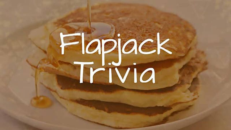 Flapjack Trivia