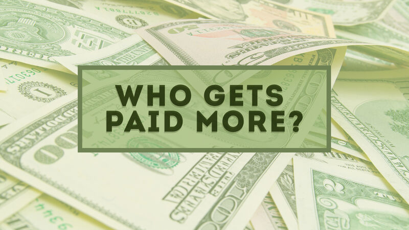 Who Gets Paid More? Sports
