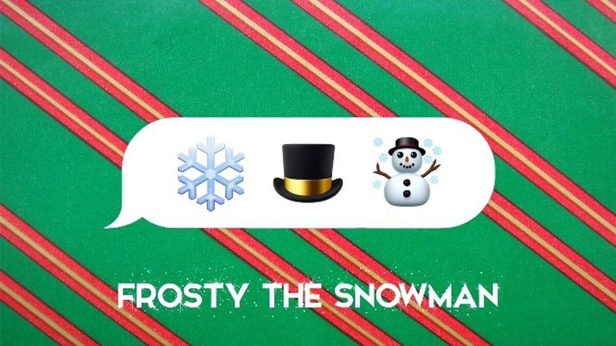 Christmas Emoji Challenge image number null