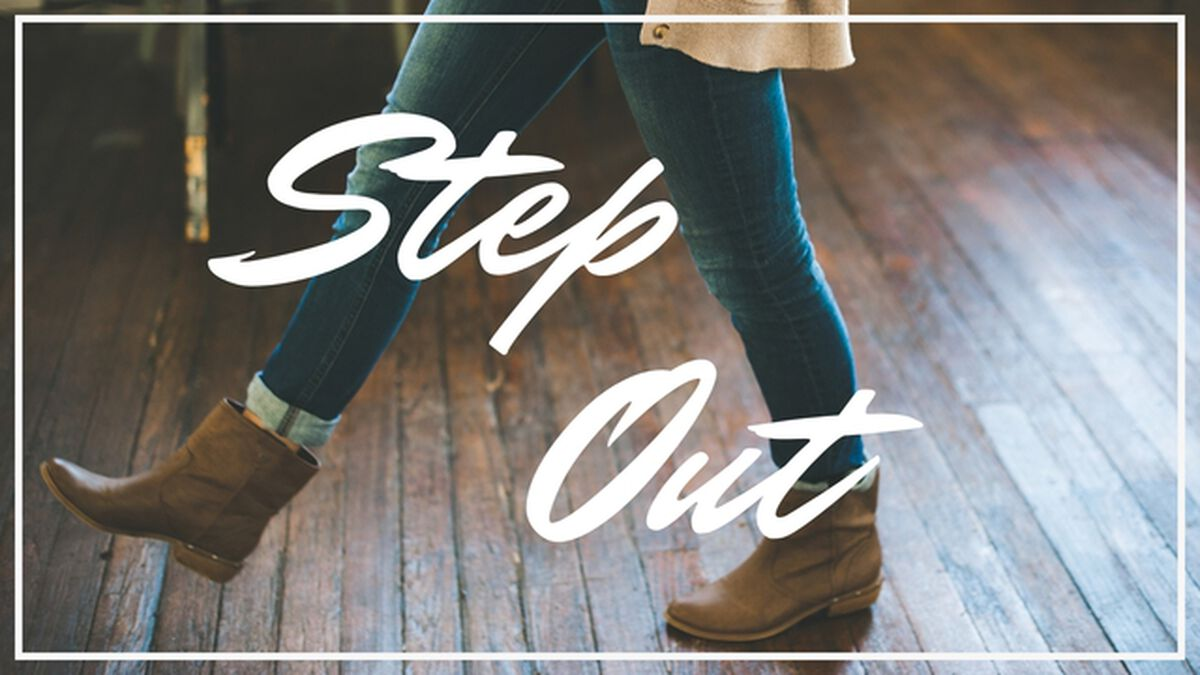 Step Out image number null