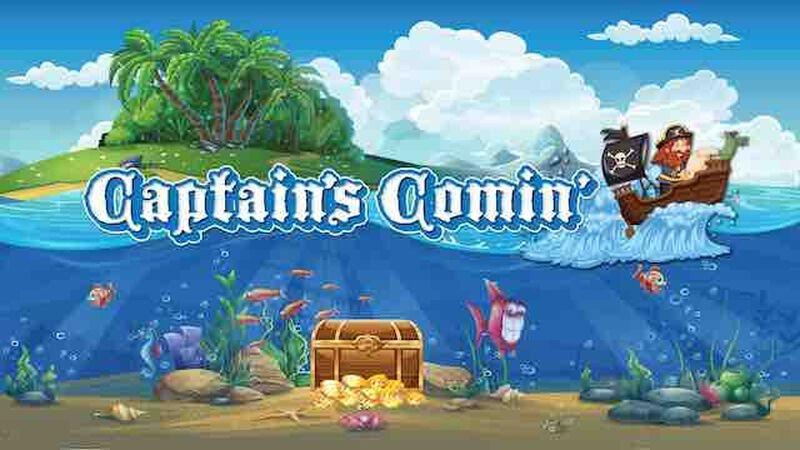 Captain's Comin