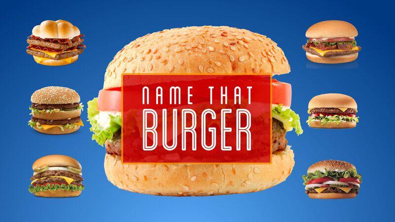 Name That Burger: Volume 1