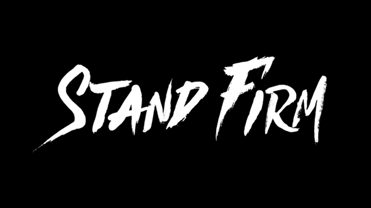 Stand Firm image number null