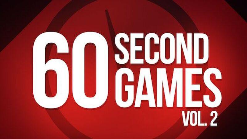 60 Second Games (Vol 2)