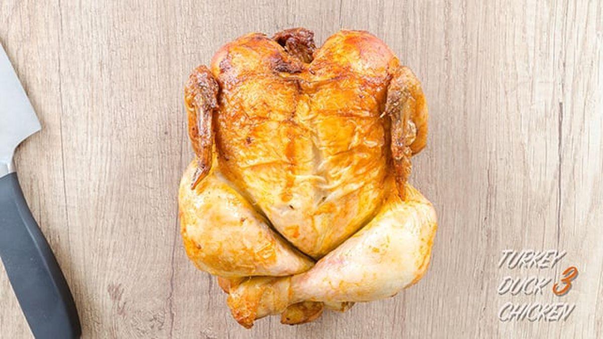 Turkey Duck Chicken Three image number null