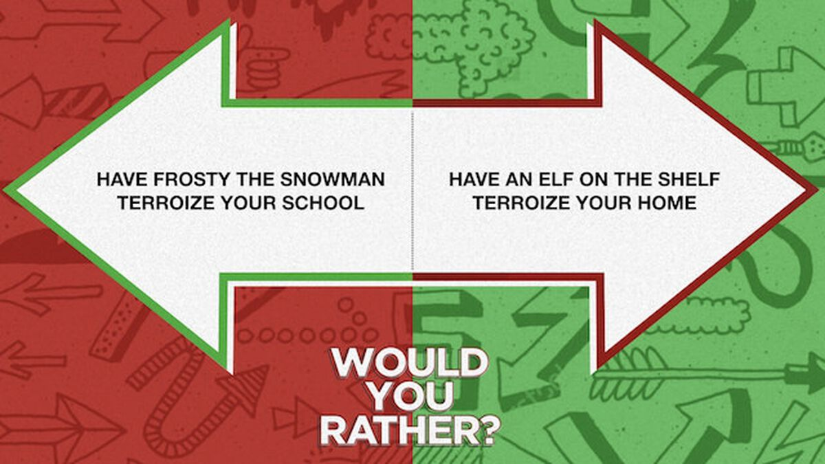 Would You Rather: Christmas Edition Game image number null