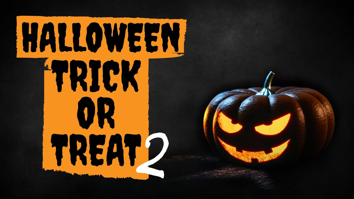 Halloween Trick or Treat 2 image number null