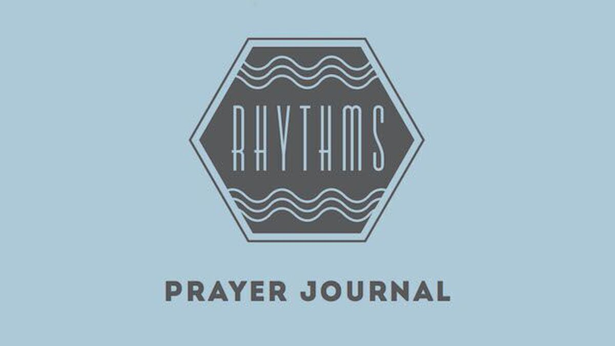 Rhythms Prayer Journal for Students image number null