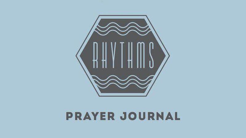 Rhythms Prayer Journal for Students
