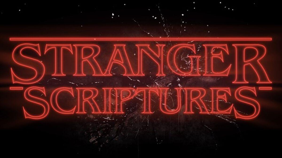 Stranger Scriptures image number null