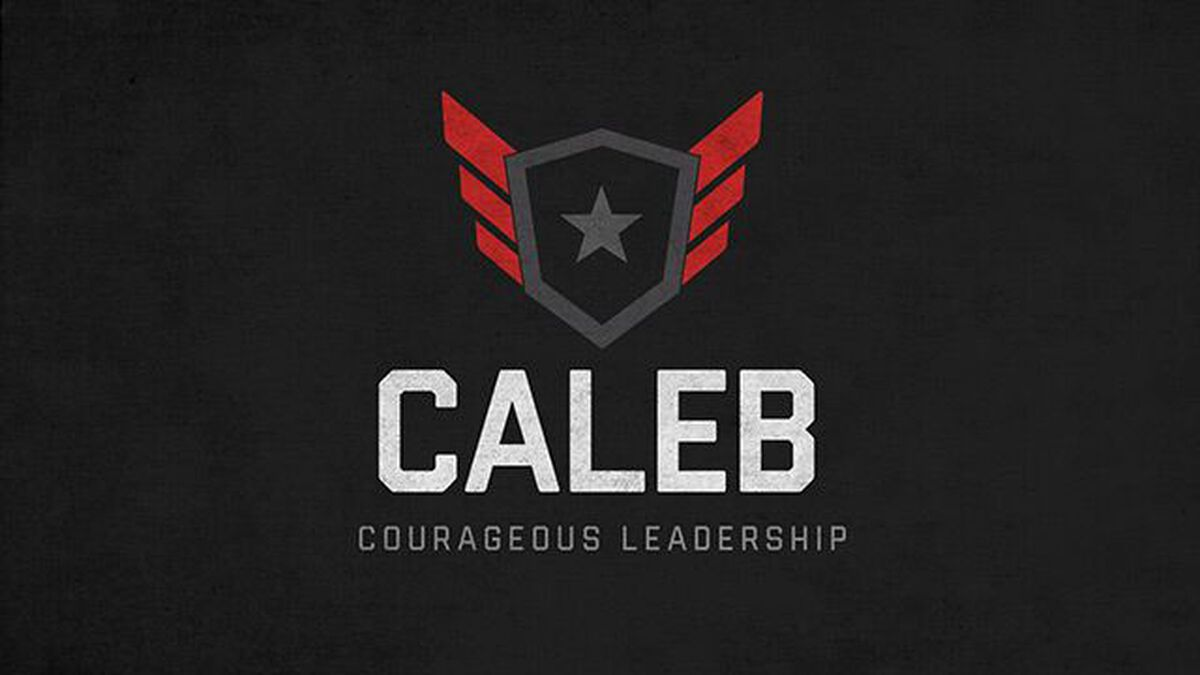 Caleb: Courageous Leadership image number null