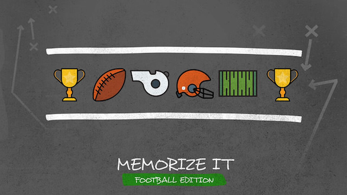 Memorize It: Football Edition image number null