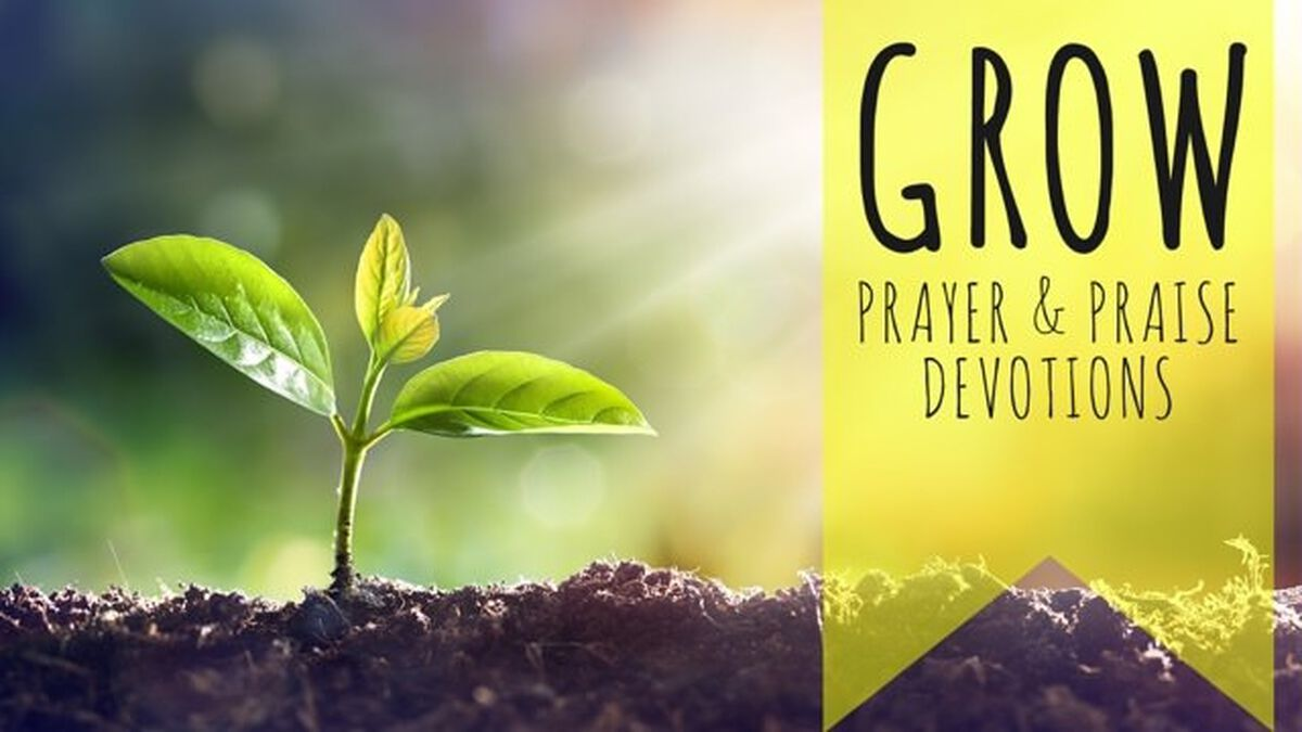 Prayer and Praise – Grow image number null