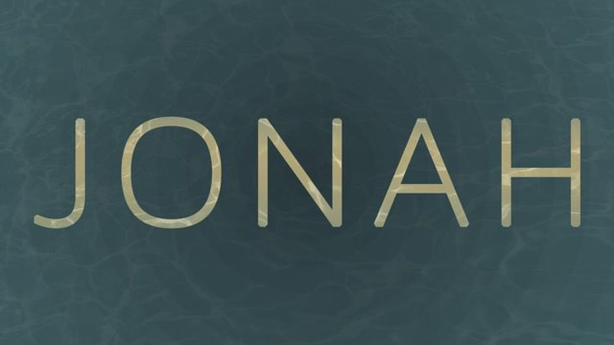 Jonah - Graphic Pack image number null