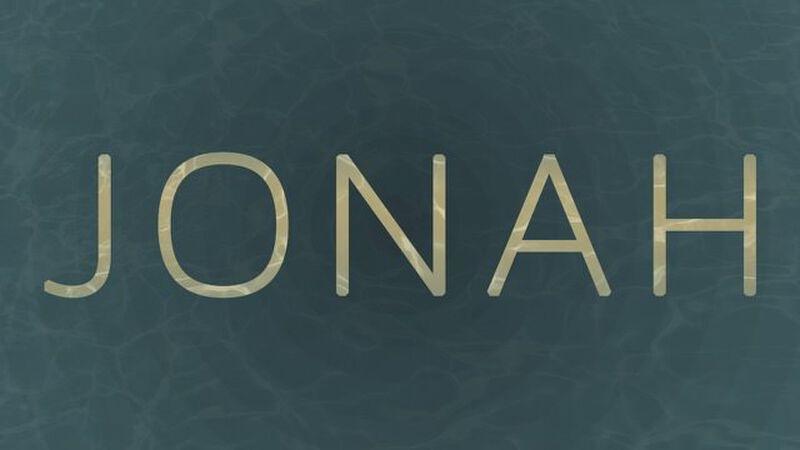 Jonah - Graphic Pack