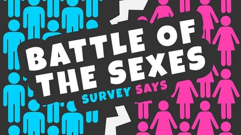 Survey Says Battle of the Sexes