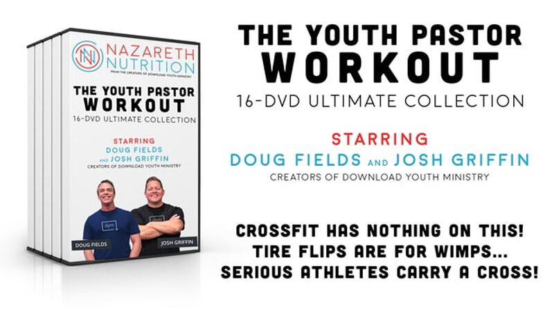 The Youth Pastor Workout DVD Box Set