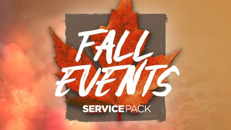 Fall Events Service Pack