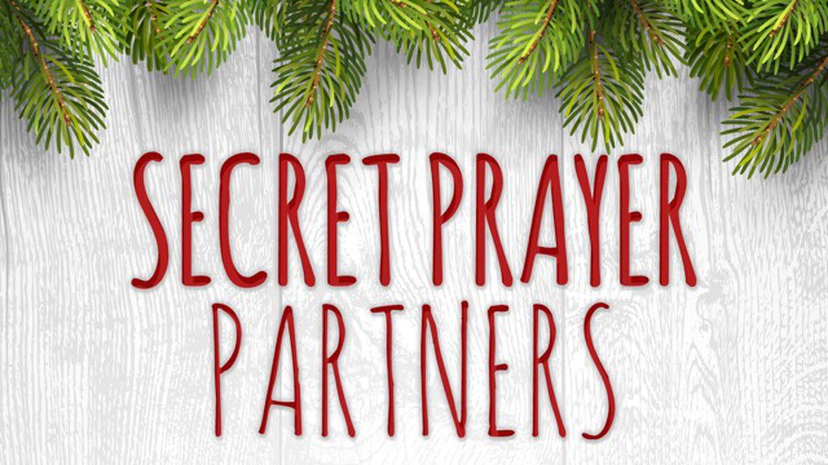 Secret Prayer Partners image number null