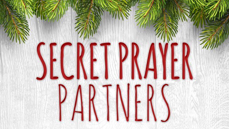 Secret Prayer Partners