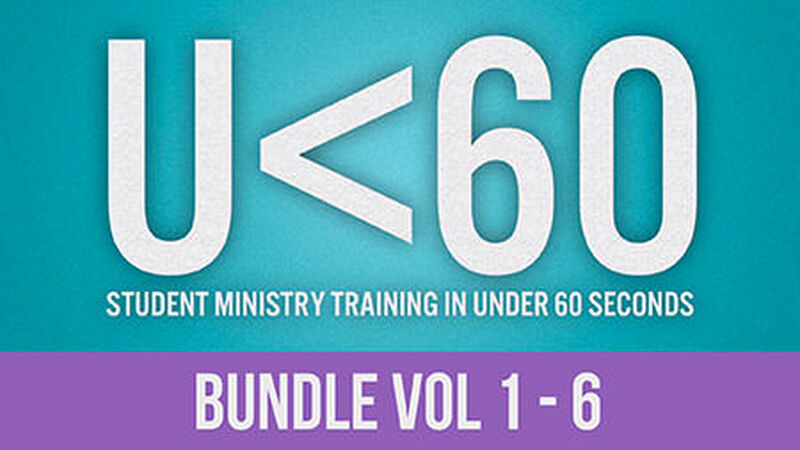 60 Second Volunteer Training Videos Bundle: Volumes 1-6