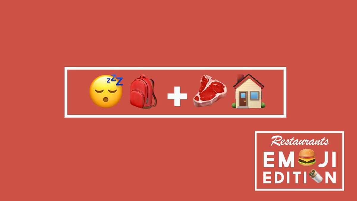 Restaurant Emojis image number null