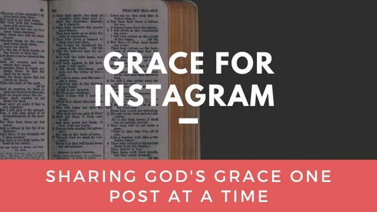 Grace Instagrams: Social Media Resource image number null