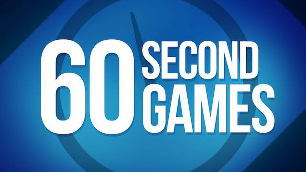 60 Second Games: Volume 1 image number null