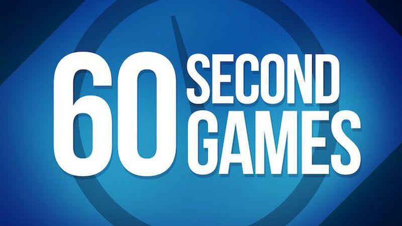 60 Second Games: Volume 1
