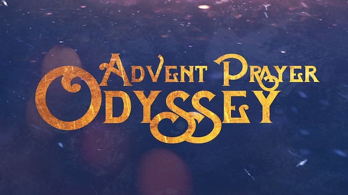 Advent Prayer Odyssey: A Prayer Station Experience image number null