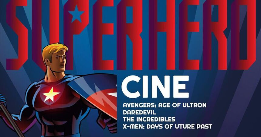 CINE: Superhero