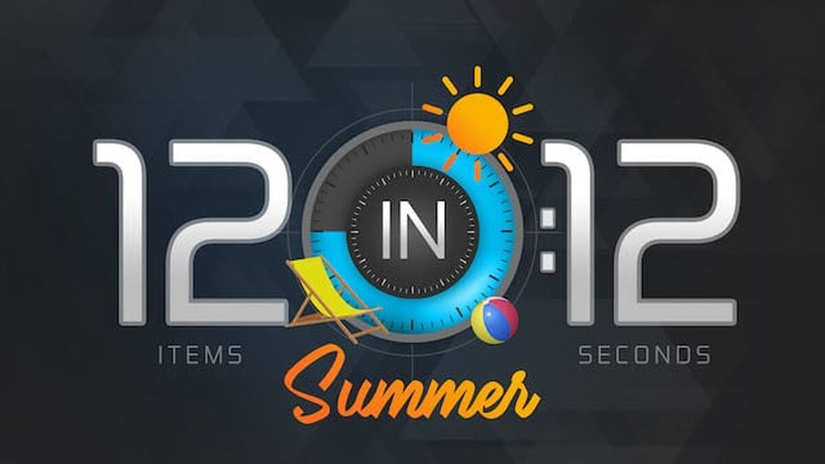 12 in 12: Summer Edition image number null