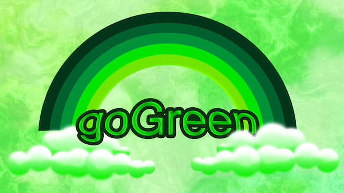 Go Green image number null