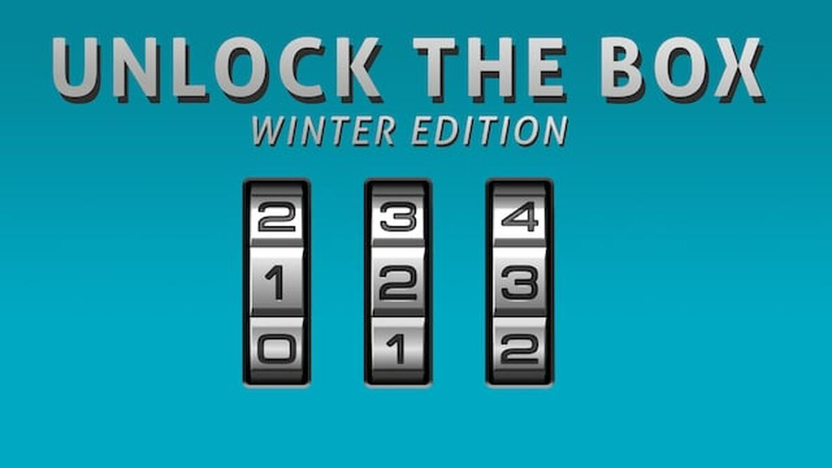 Unlock the Box: Winter Edtion image number null