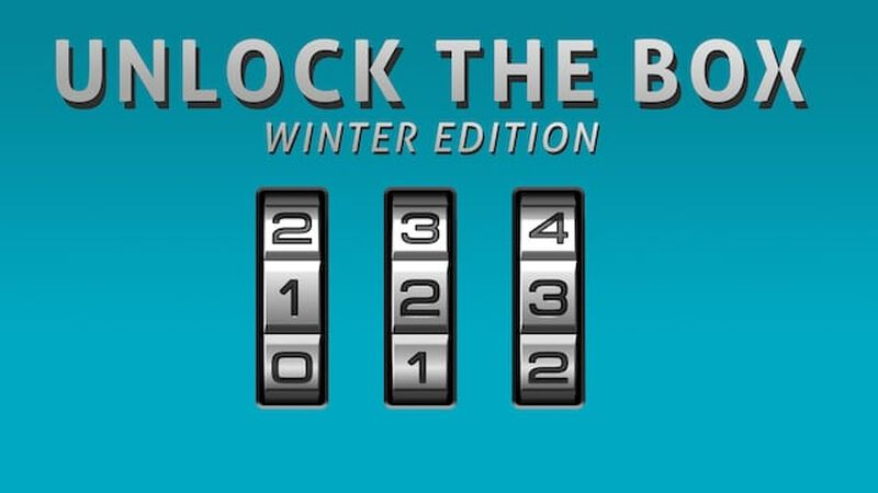 Unlock the Box: Winter Edtion