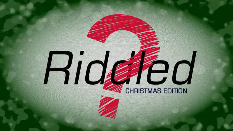 Riddled - Christmas Edition