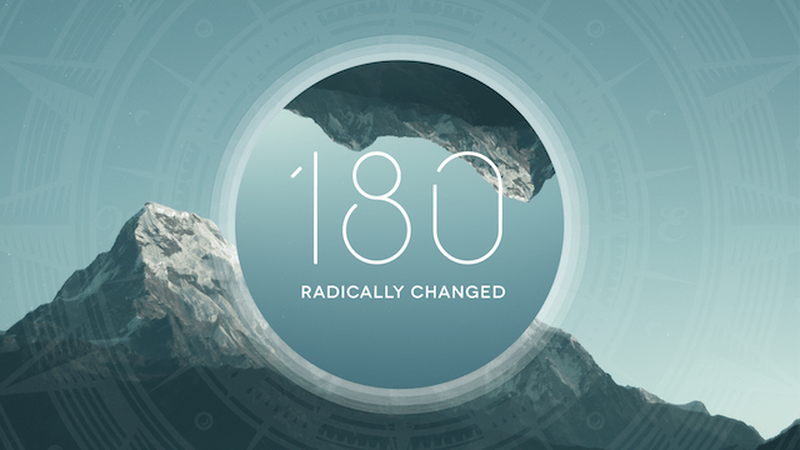 180: Radically Changed Retreat Study
