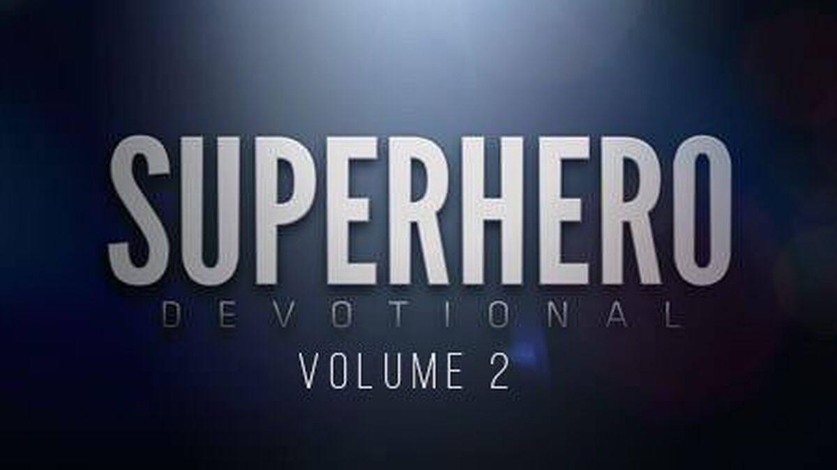 Superhero Devotional (the Sequel) image number null