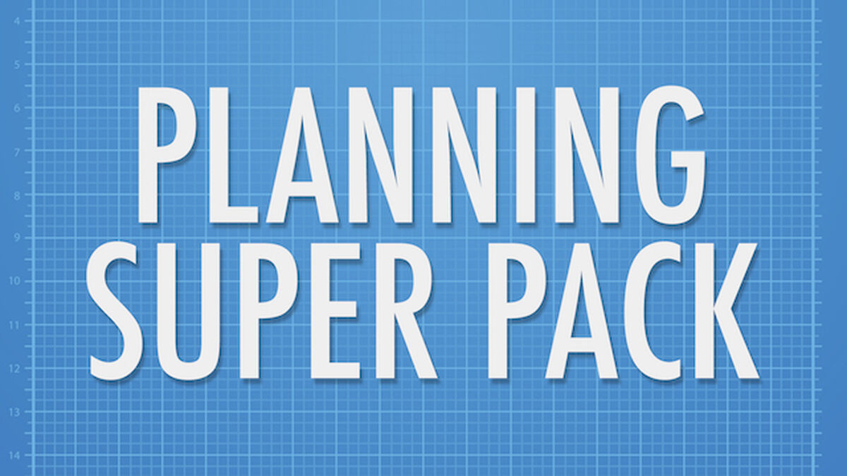 Ministry Planning Super Pack image number null