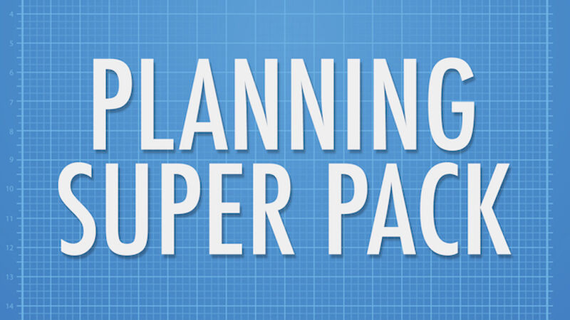 Ministry Planning Super Pack