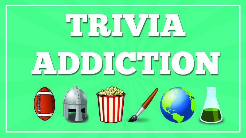 FREEBIE: Trivia Addiction Volume 1