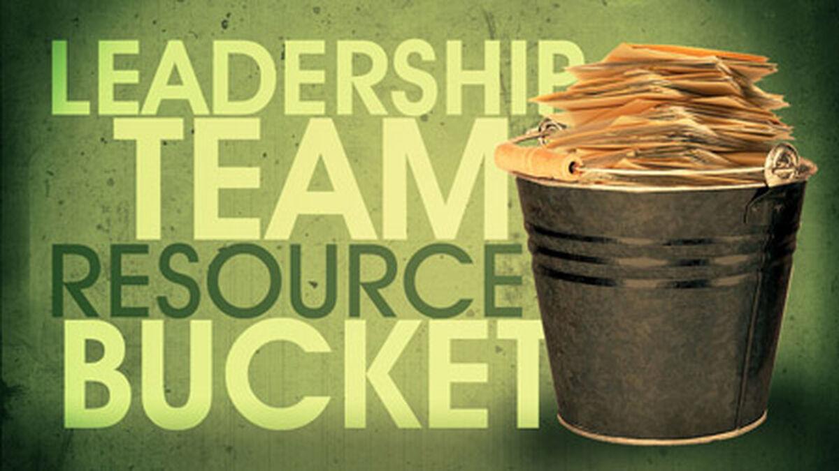Leadership Team Resource Bucket image number null